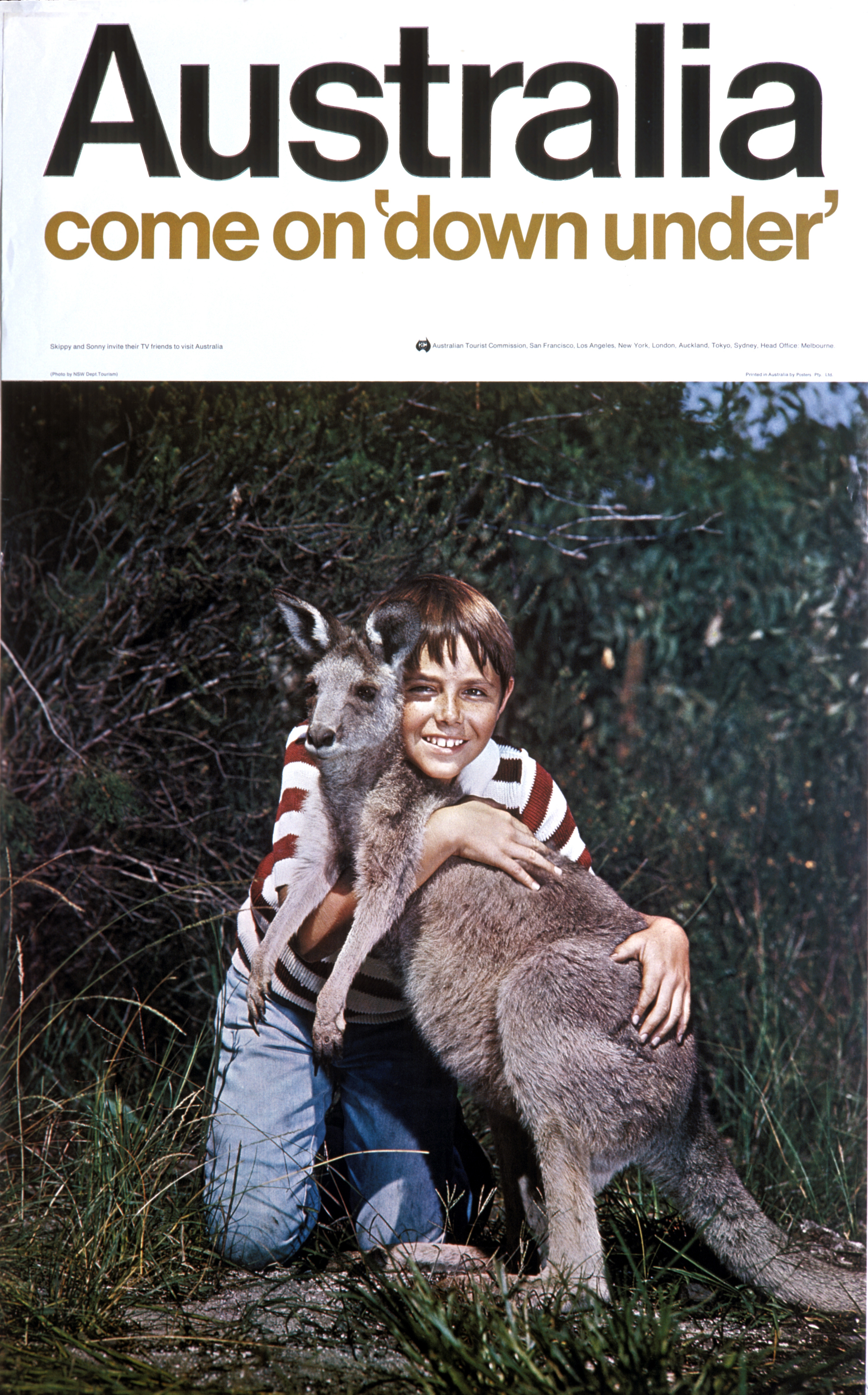1970s_Come on Down Under featuring Skippy