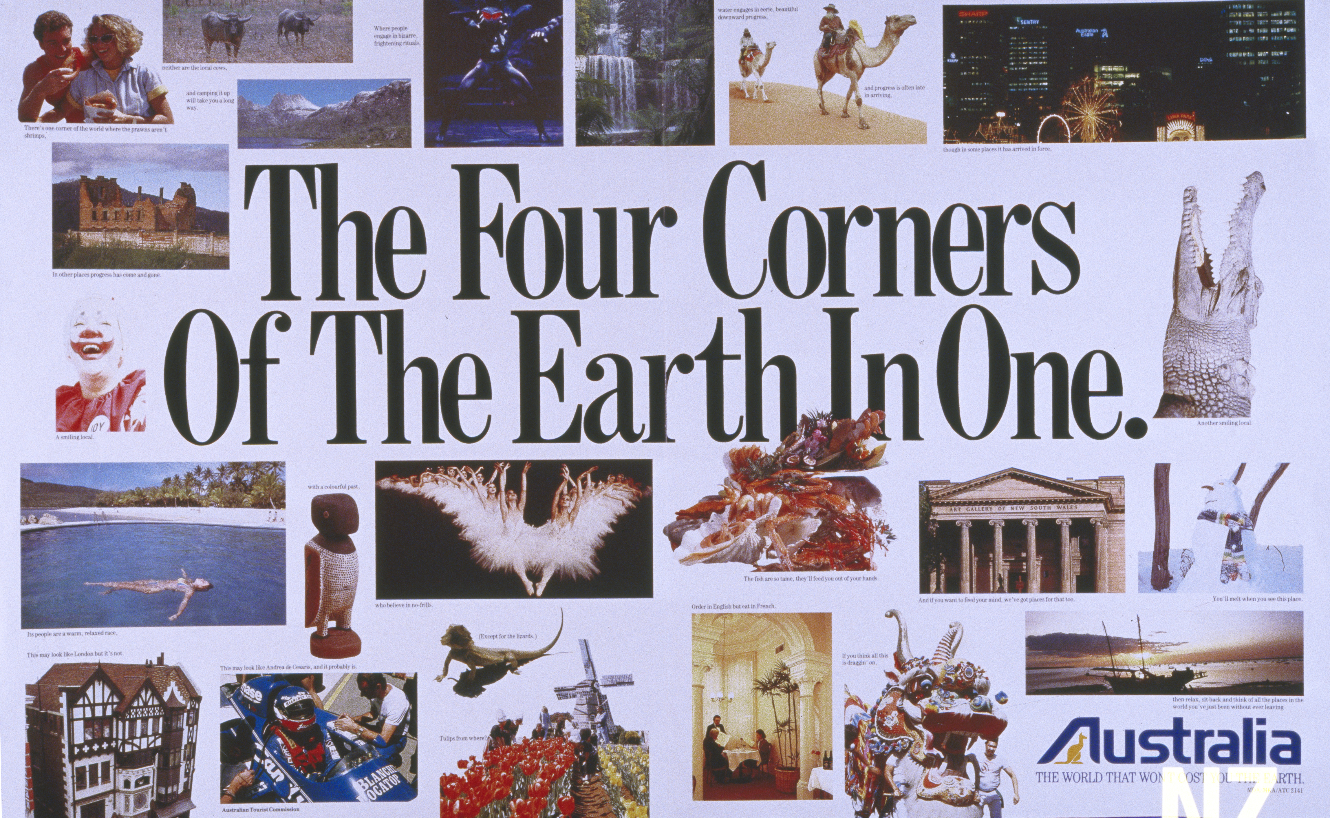 1986 NZ Four Corners campaign