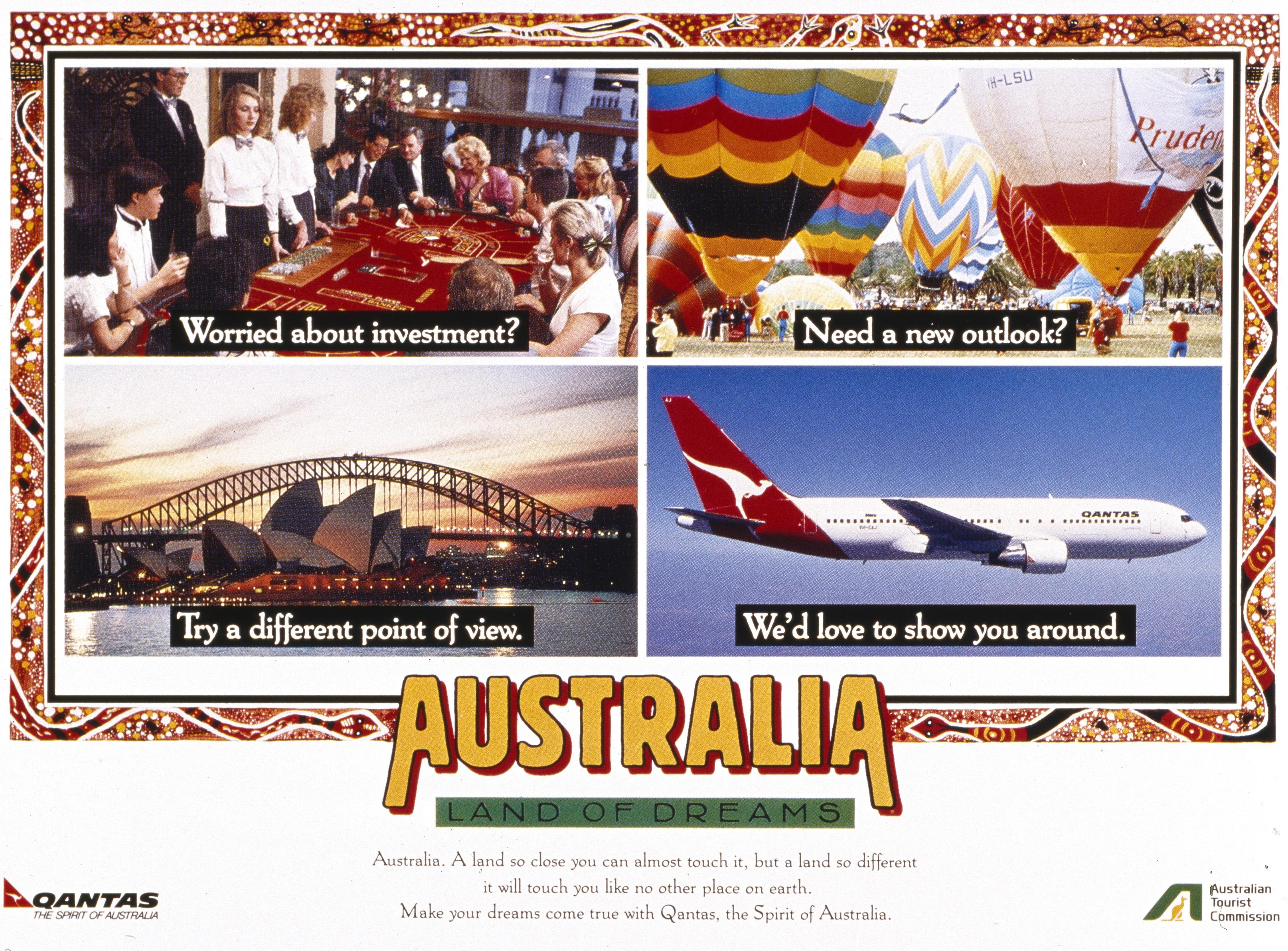 1987_88 Land of Dreams campaign ASIA