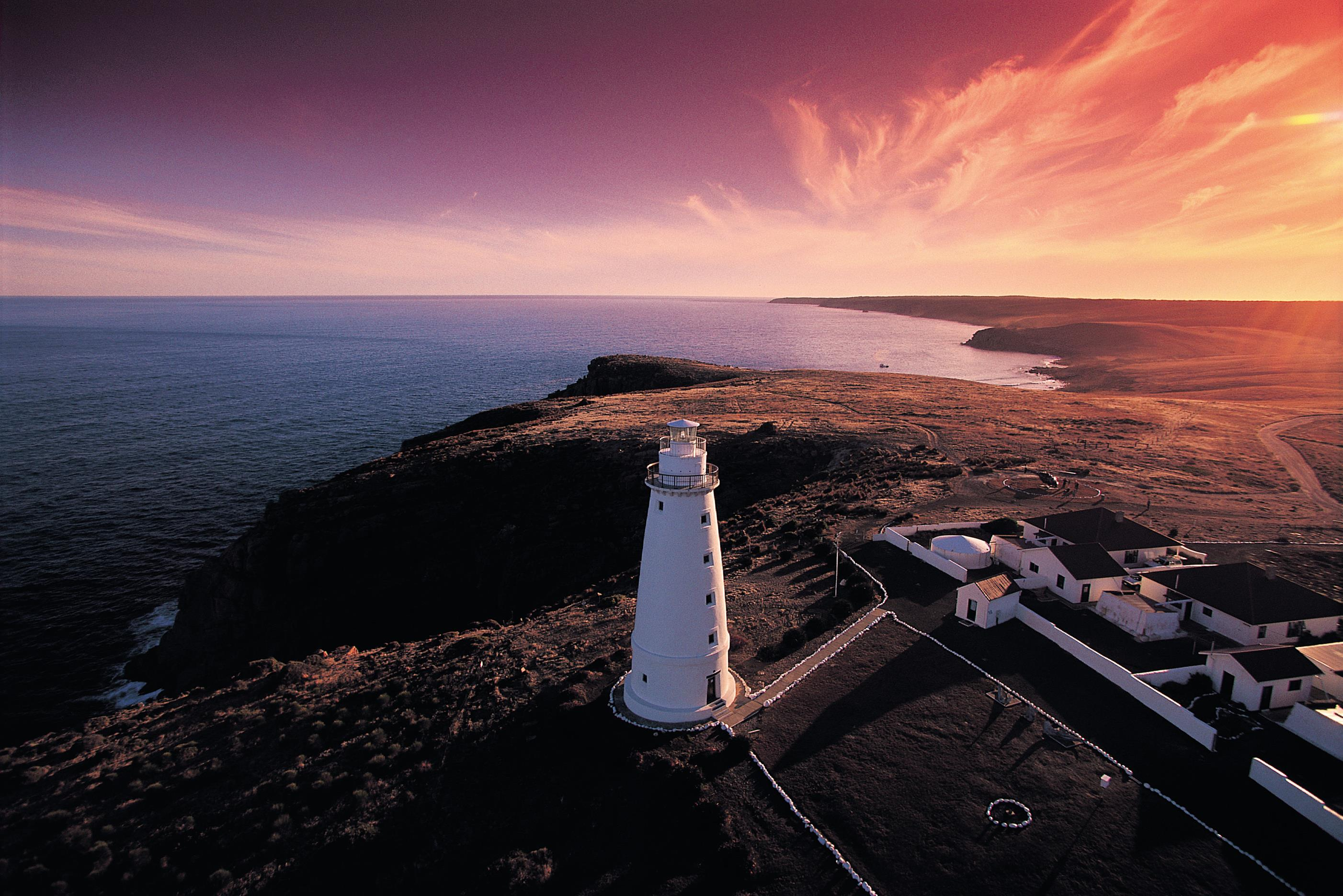 Cape Willougby Lighthouse, Kangaroo Island (low res)