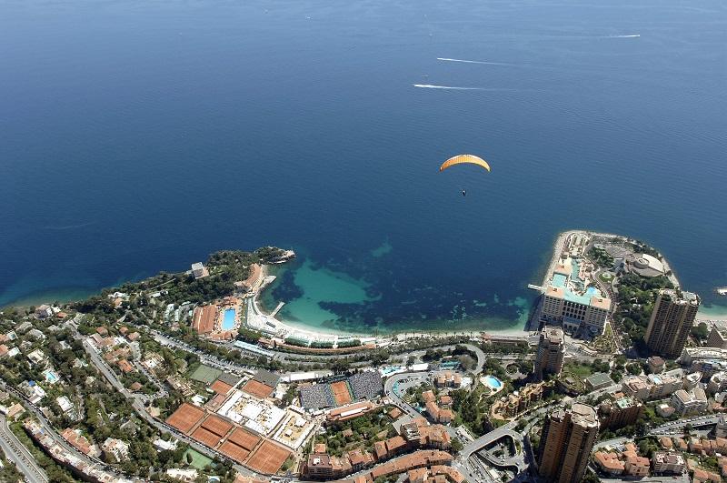 _Aerial view of Monaco ©Visit Monaco