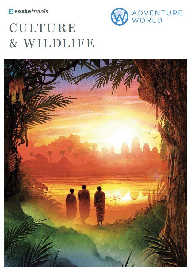 Exodus Culture Wildlife Cover