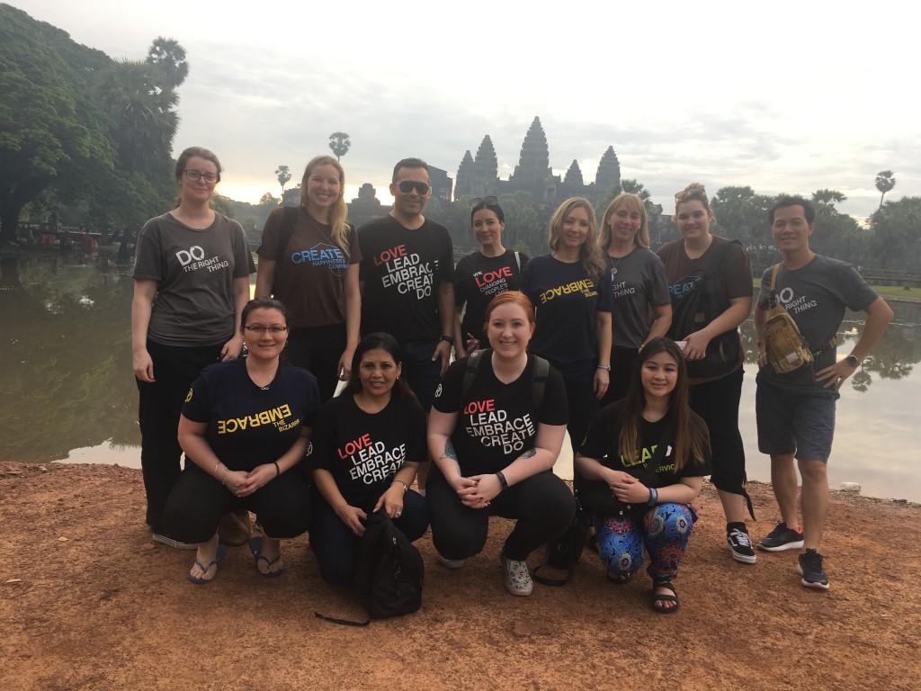G Adventures ETG FAM - Angkor