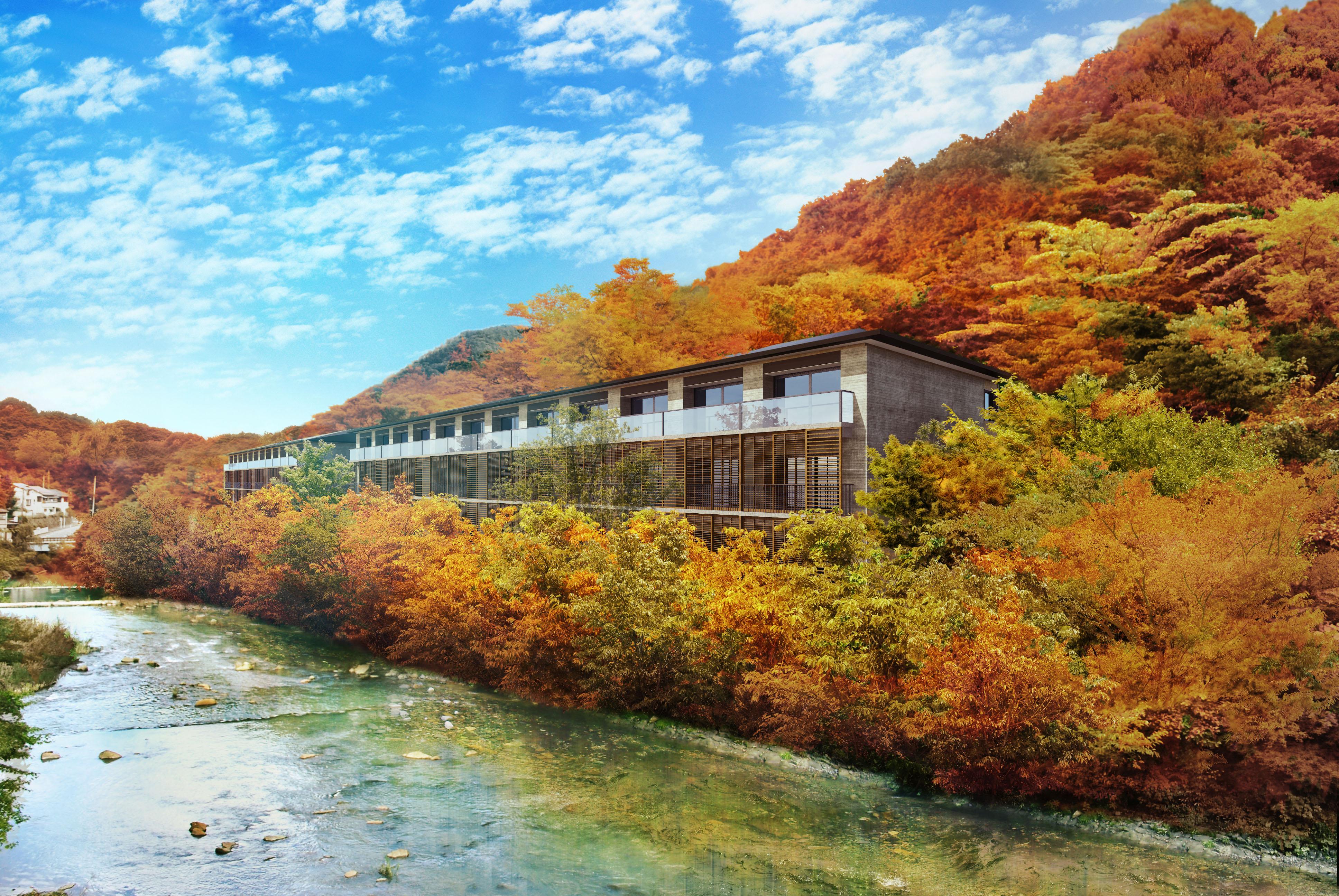 Hotel Indigo Hakone Gora Render 1