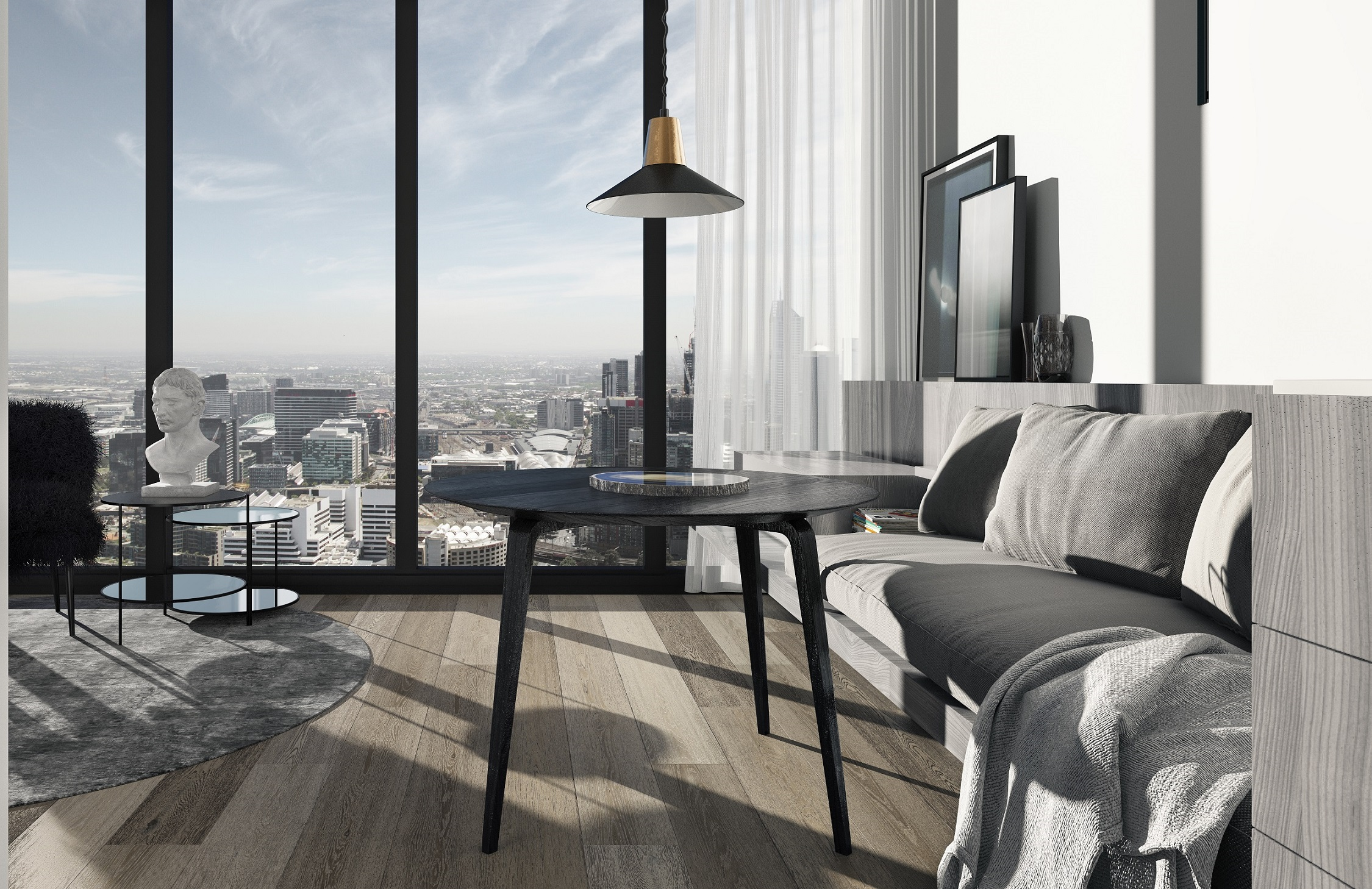 Mantra on City Road - Melbourne - Apartment Artist Impression