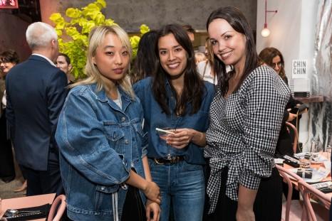 Margaret Zhang, Samantha Bennetts, Lucy Jones