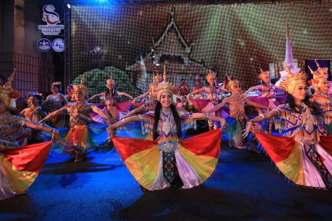 TAT Bangkok street parade 2018 [13]