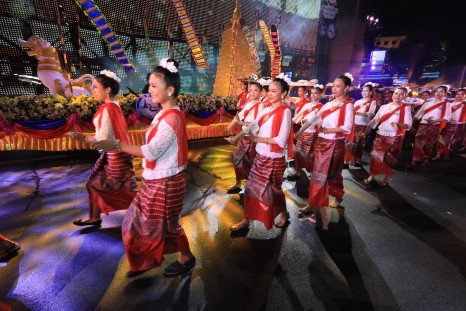 TAT Bangkok street parade 2018 [19]