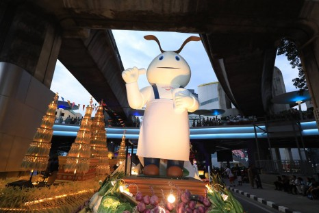 TAT Bangkok street parade 2018 [2]