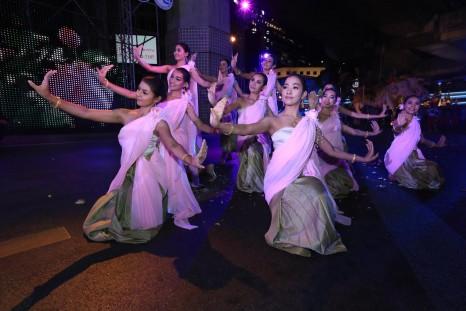 TAT Bangkok street parade 2018 [5]