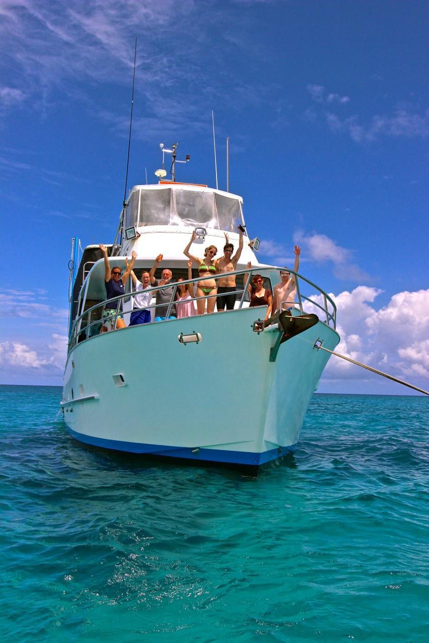 3b. Agincourt Ribbon Reef Dive, Port Douglas