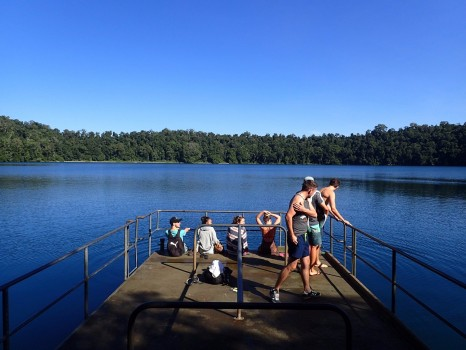 4a. Volcanic crater lakes, breathtaking waterfalls and natural waterslides