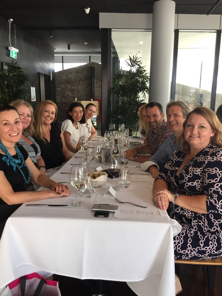 Centara Sydney lunch at The Private Kitchen
