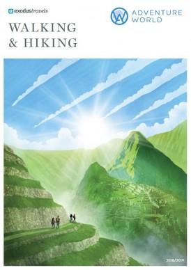 Exodus Walking Hiking 2018-19 Brochure, Adventure World