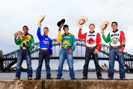 The PBR (Professional Bull Riding) Australia Rodeo is coming to Sydney in 2018 as we catch up with some of the bull riders for a photoshoot in Sydney.