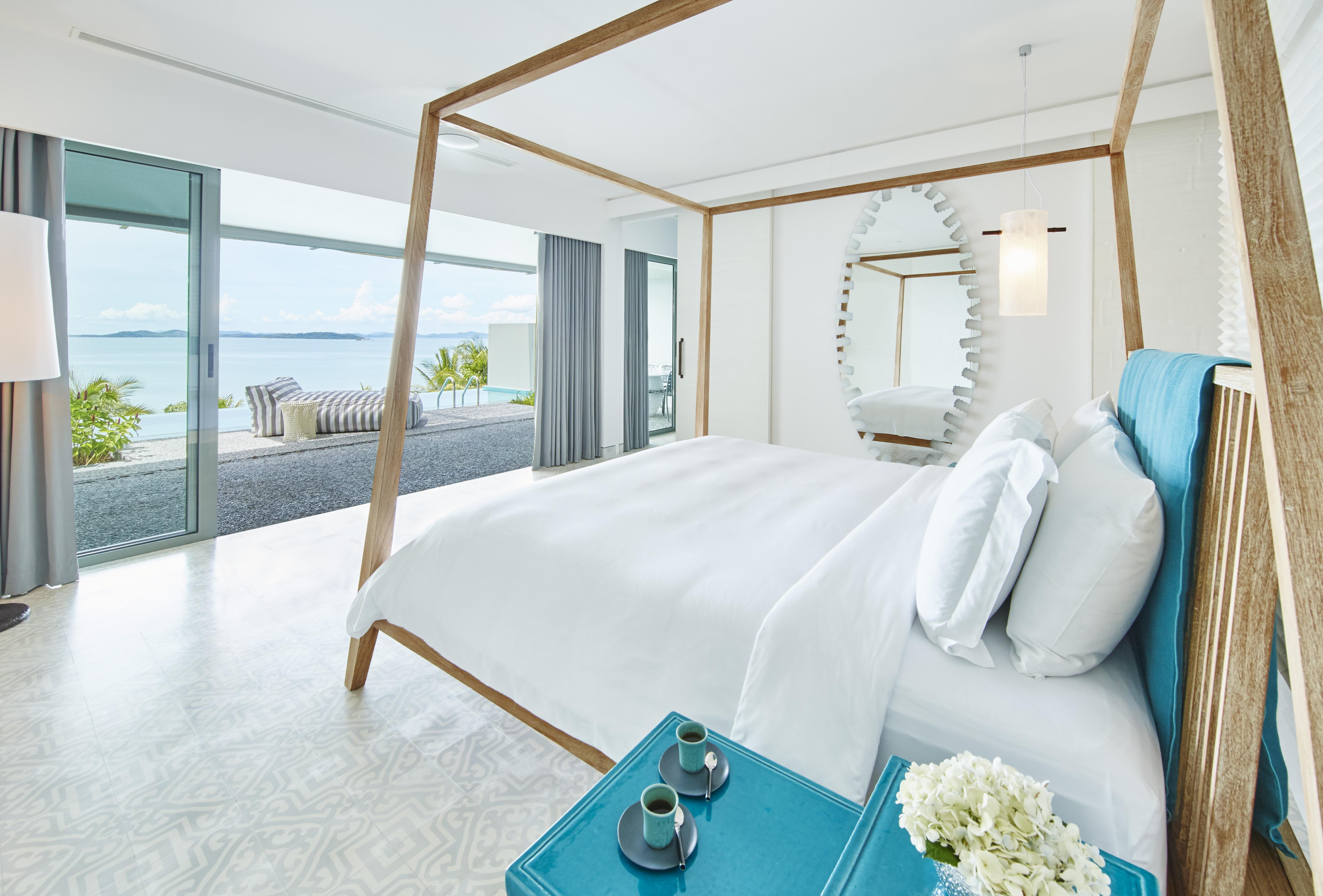 Verandah Pool Suite - Bedroom