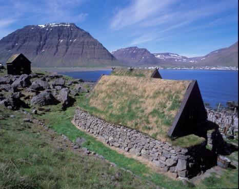 West Fjords -Osvor-Seamans-cottage