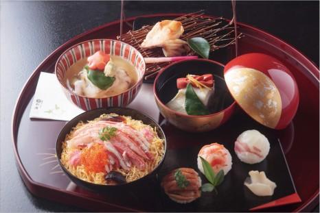 Kaiseki cuisine ©Matsuhiro restaurant