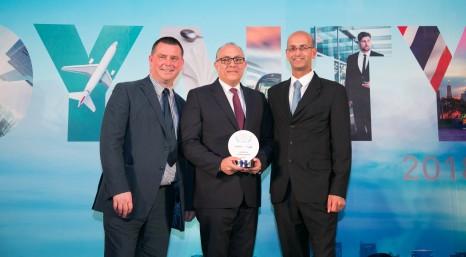 Excellence in Management- Emirates - Nejib Ben Khedher