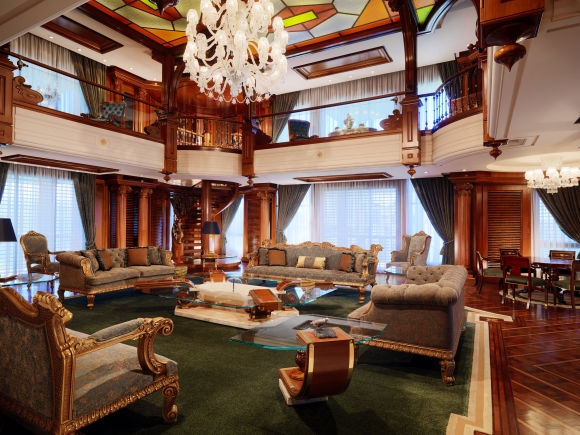 WorldS Largest Room