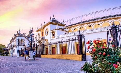 Plaza de Torros Seville - Insigjht Vacation