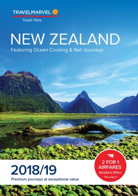 Travelmarvel New Zealand 18-19 Brochure Cover HR