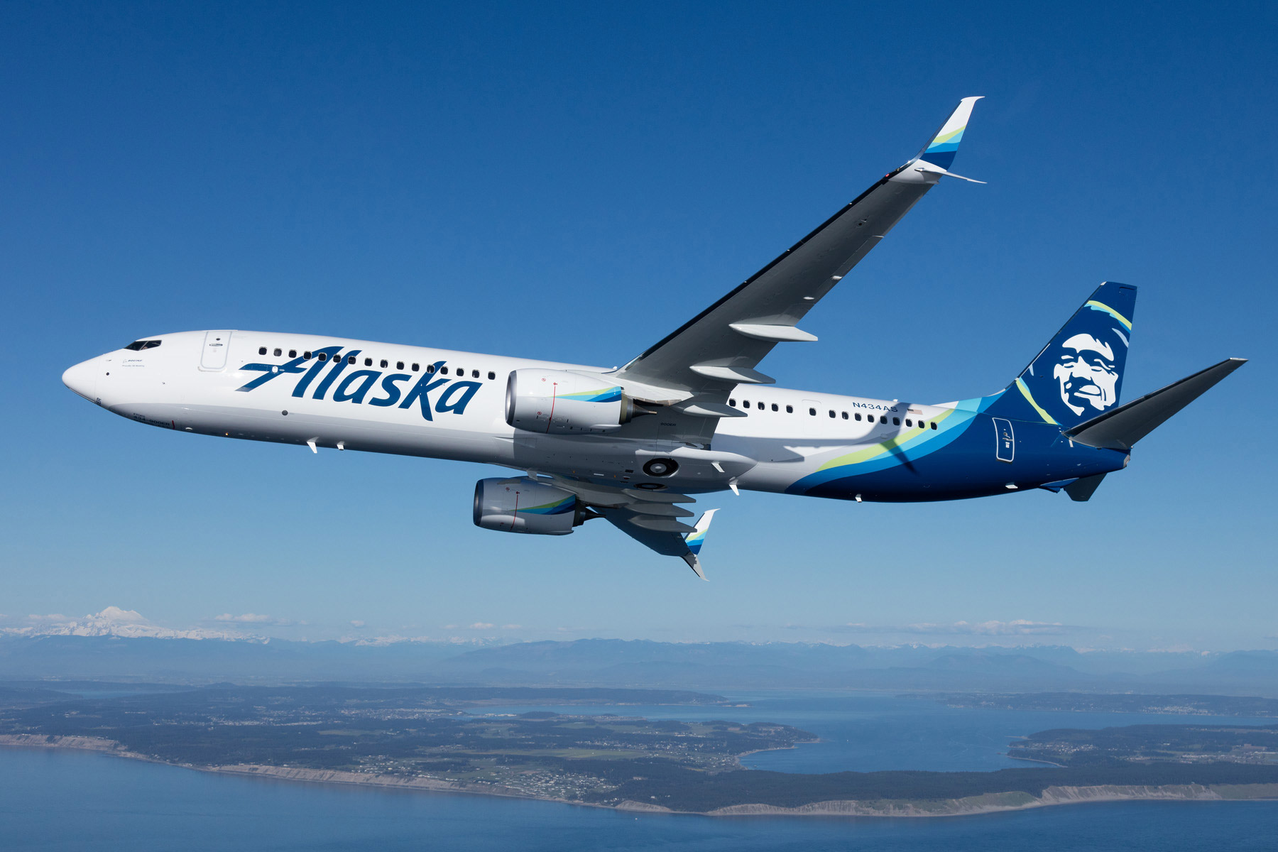 Alaska Airlines Flight Forced To Turn Around Due To Naked