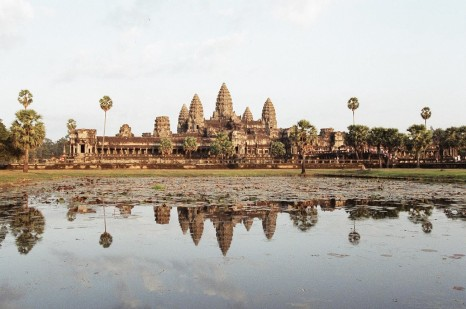 Angkor Wat with Tour East