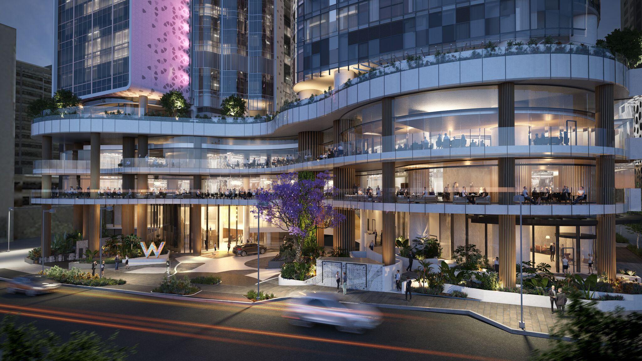 Brisbane Casino Accommodation