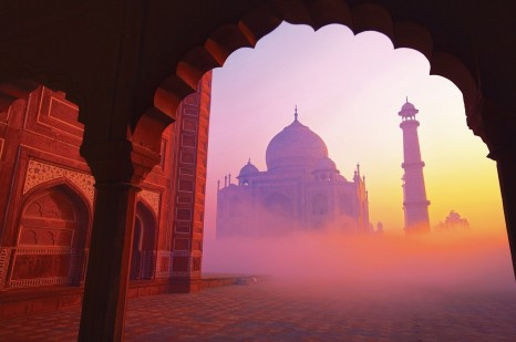 India - AGRA-TAJMAHAL-SUNSET -Uniworld Lo Res