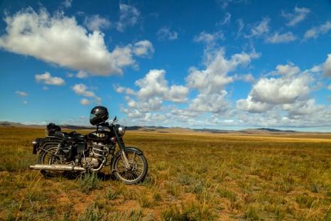 Mongolia ride2 - photo credit- Loz Blain- Gizmag