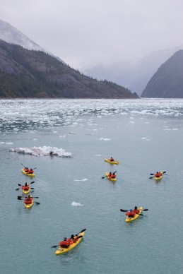 Seabourn Alaska - Ventures by Seabourn - Kayaking LR