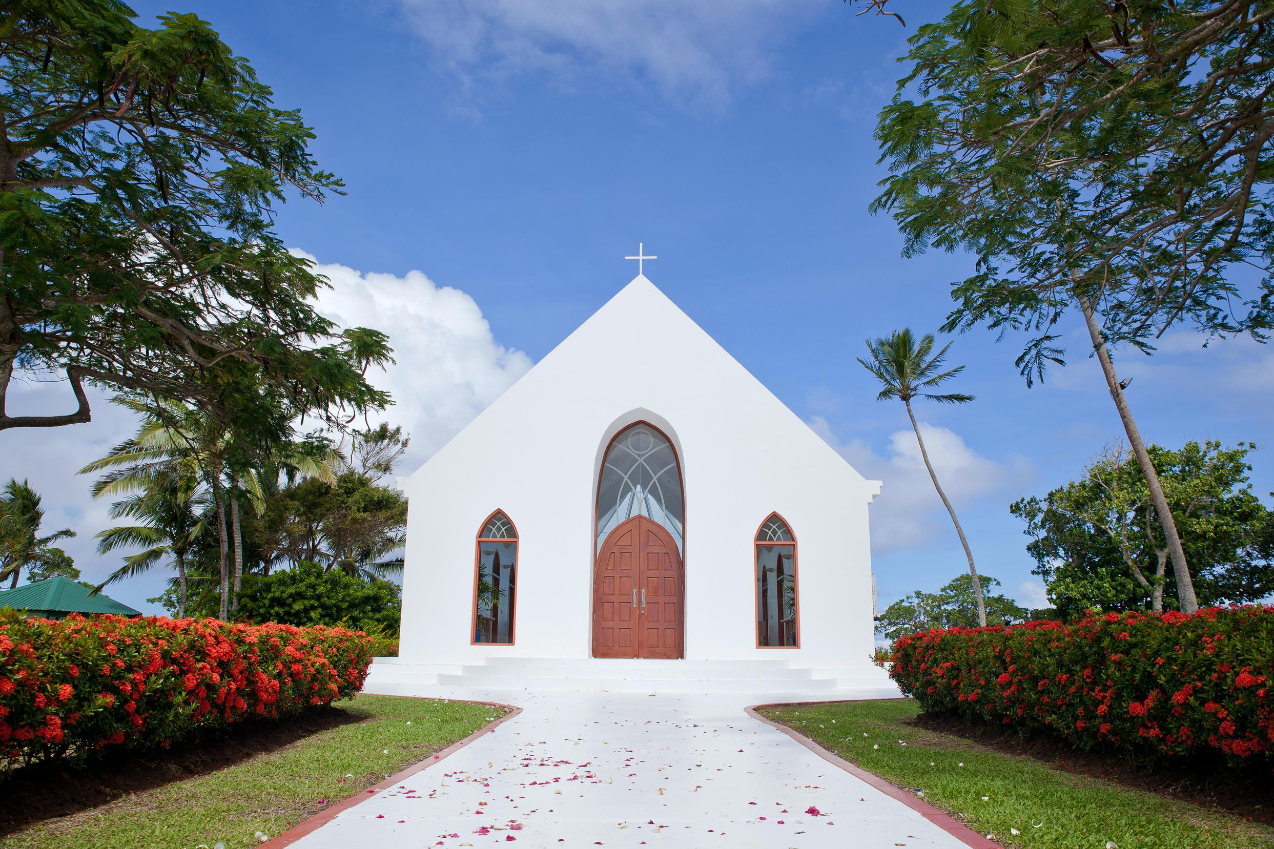 Chapel_Shangri-La Fijian Resort & Spa