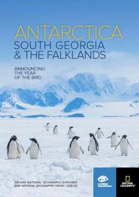 Lindblad Expeditions Antarctica Brochure