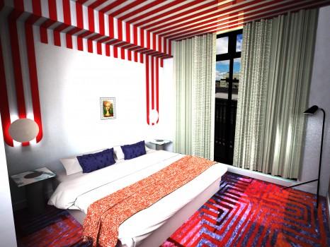 The Benni Hasheesh room_Amber Road Designer 208