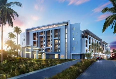Mandarin Oriental Muscat - Hotel Arrival View (L)