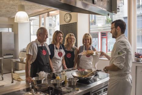 Trafalgar_French Cooking