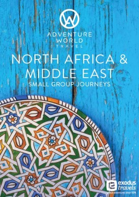 Exodus North Africa & Middle East Cover