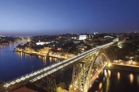 Douro River; Portugal; Still Image; River Cruise; Scenic Azure