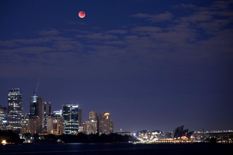 Sydney, Australia. Source: Spencer/Getty Images