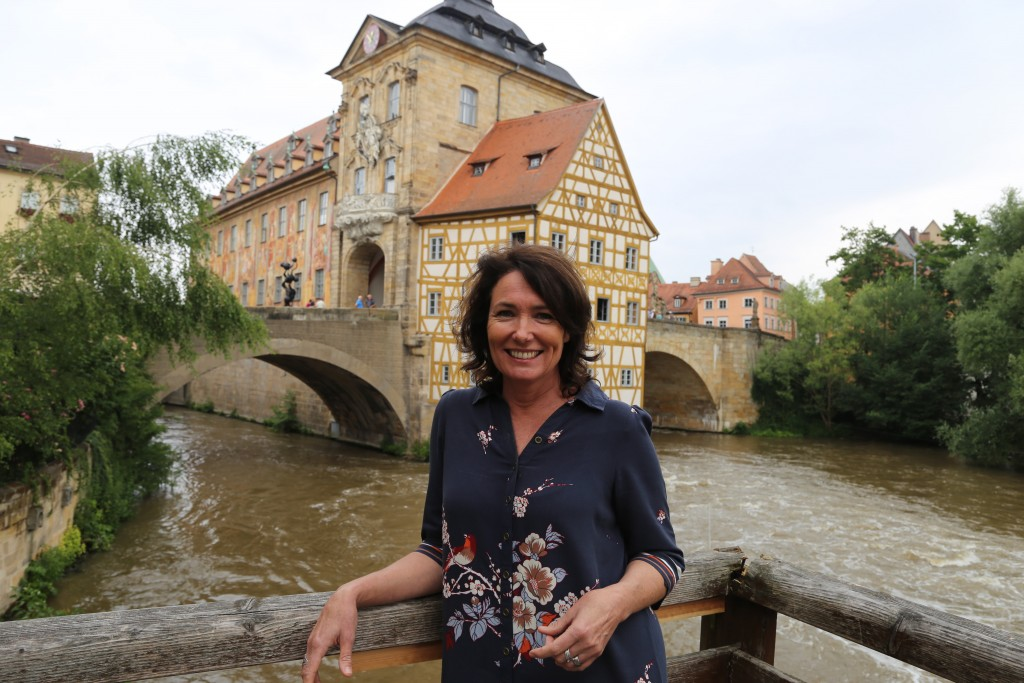 Anna Gare in Europe with Scenic and Getaway