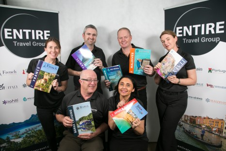 Entire Travel Group expands national sales team_July 2018