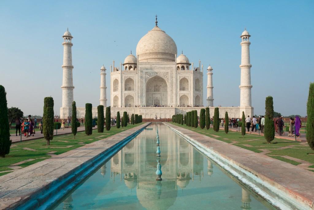 Intrepid Travel-India-Taj Mahal, Agra 3