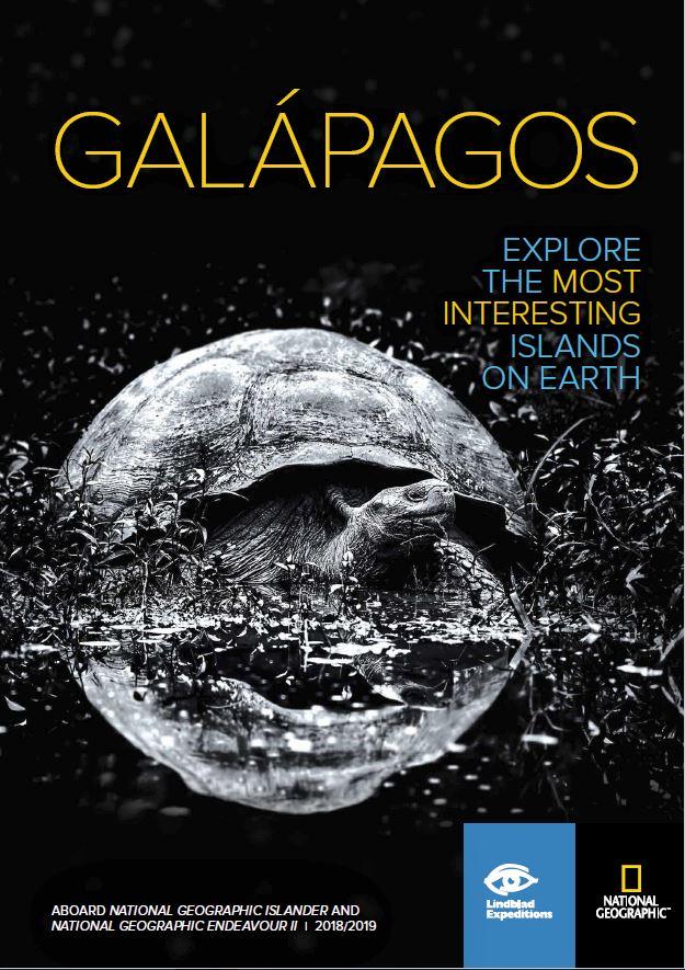Lindblad Expeditions 2019 Galapagos
