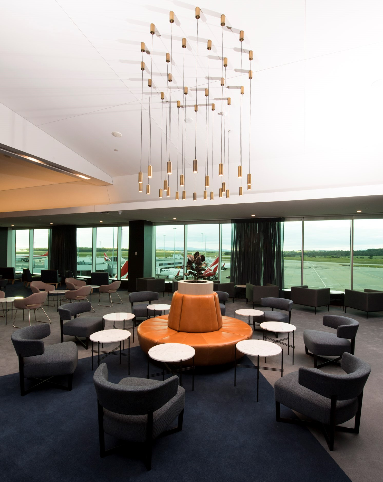 Melbourne Domestic Business Lounge