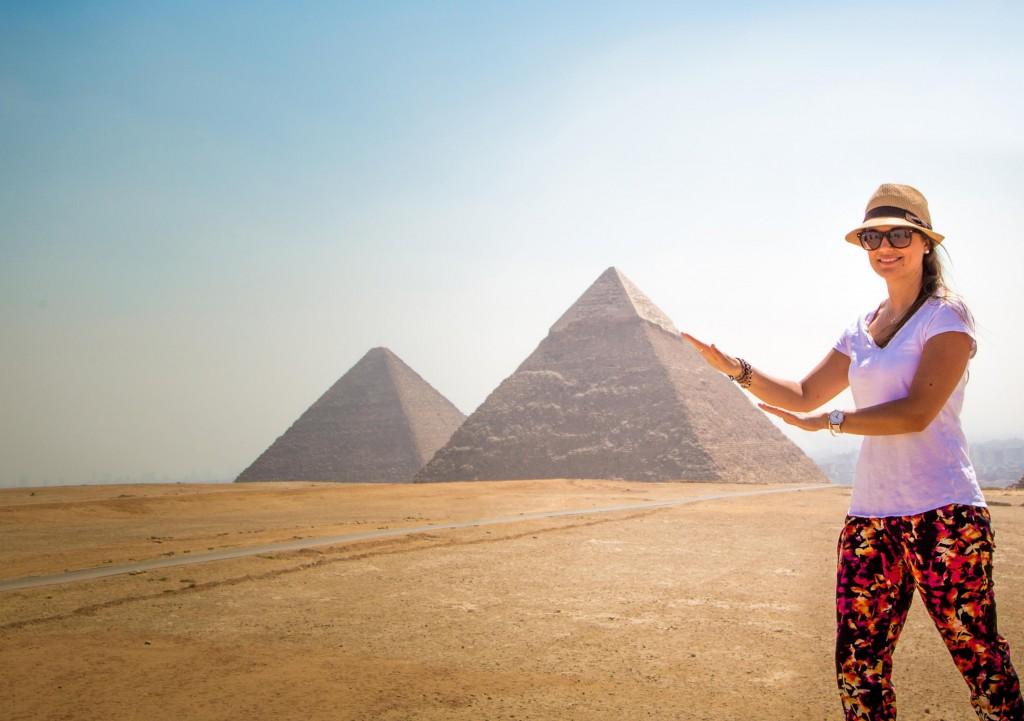 On The Go Tours_Egypt - Cairo - Giza Pyramids