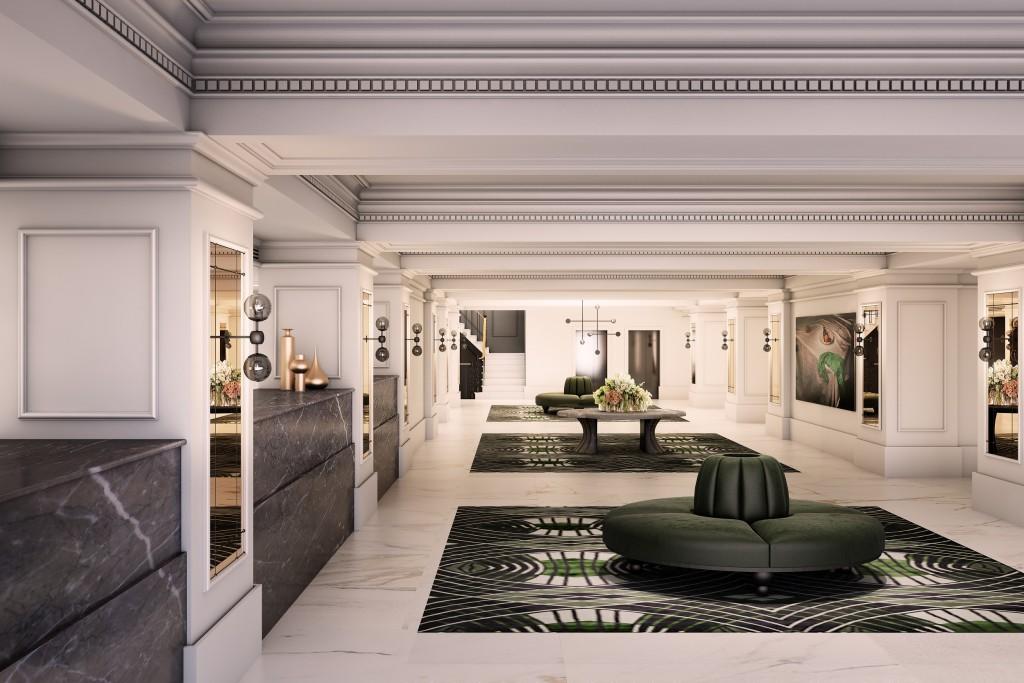 Savoy Hotel on Little Collins_Reception (1)