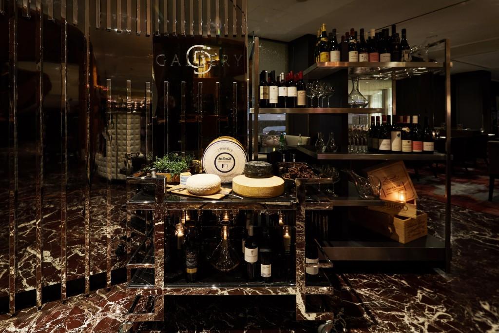 The Gallery Wine Room
