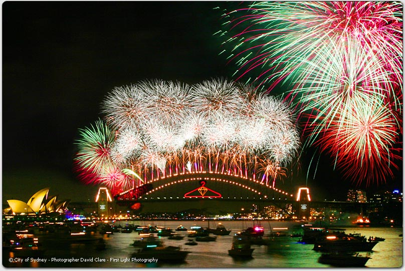 Clearview New Year S Eve Fireworks Dinner Cruises On Sydney Travel