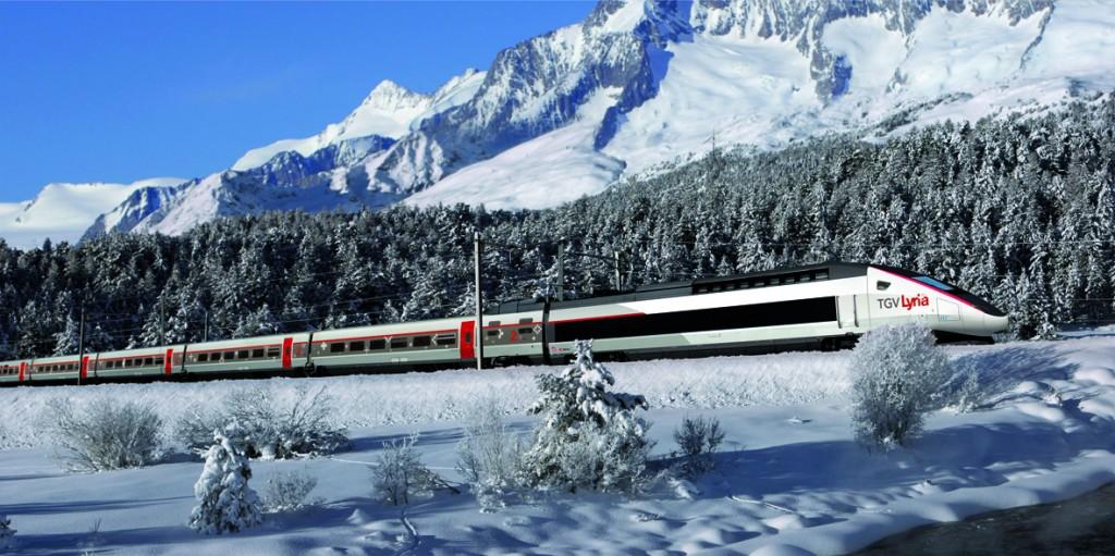 TGV Lyria - Rail Europe